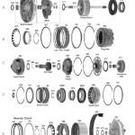 Схема АКПП 4F27E