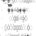 Схема АКПП A6LF2