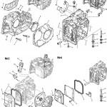 Схема АКПП AL-4\DP-0\DP-2