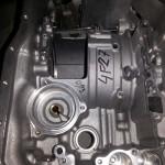 Восстановленный картер 4F27E Mazda\Ford Мазда\Форд