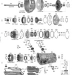Схема АКПП 4R44E\4R55E\5R44E\5R55E