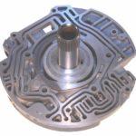 Корпус маслянного насоса. (Pump stator) 5L40-43-520