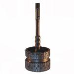 Турбинный вал с барабаном 4-5-6 ( Turbine Shaft Overdrive Shaft (4-5-6)) 6L45-61-673\550