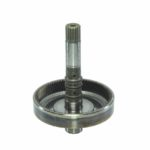 Кольцо передач с валом. (Ring Gear, Front w/ Shaft) 09G, TF60SN-18-592